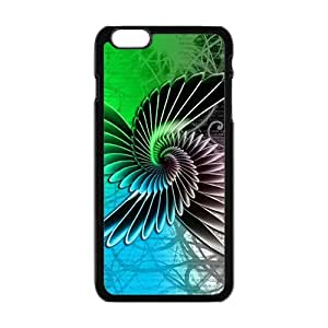 Creative Cool Wings Pattern Custom Protective Hard Phone Cae For Iphone 6 Plus
