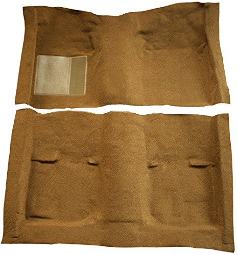 Factory Fit - ACC 1969-1970 Mercury Cougar Carpet Replacement - Nylon - Complete | Fits: Coupe