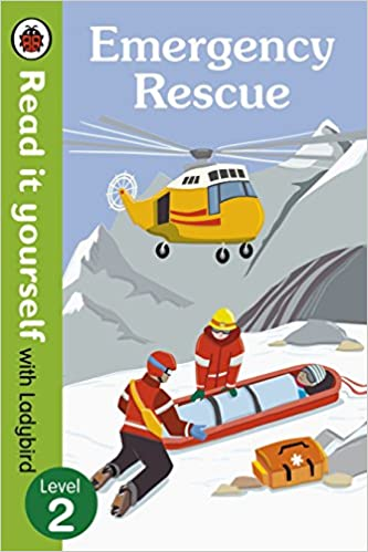 Book Emergency Rescue - Read It Yourself with Ladybird (Non-fiction) Level 2