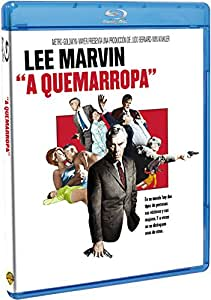 A Quemarropa Blu-Ray [Blu-ray]