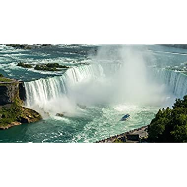 Niagara Falls Full-Day Experience in Canada for One - Tinggly Voucher / Gift Card in a Gift Box