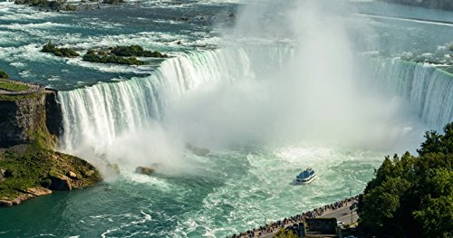 Niagara Falls Full-Day Experience in Canada for One - Tinggly Voucher / Gift Card in a Gift - Canada In Cards Gift