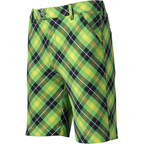 Royal Awesome Blues Greens Shorts