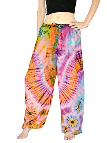 Orient Trail Womens Pajama Tie dye product image