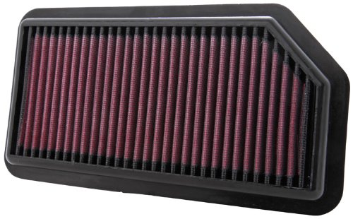 K&N 33-2960 High Performance Replacement Air Filter