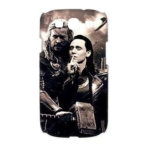 Unique Thor Loki-Tom Hiddleston Superhero Series Unique Design Awesome Durable Hard PC Case Cover For Samsung Galaxy S3 i9300