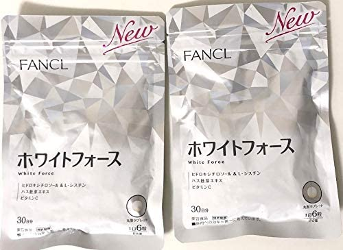 【まとめ買い】ホワイトフォース 30日分×2個