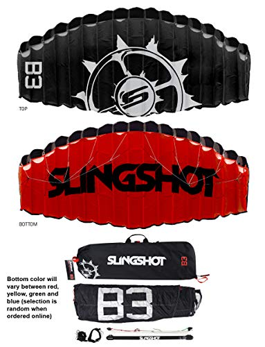 Slingshot Kiteboarding B3 Light Traction Kite