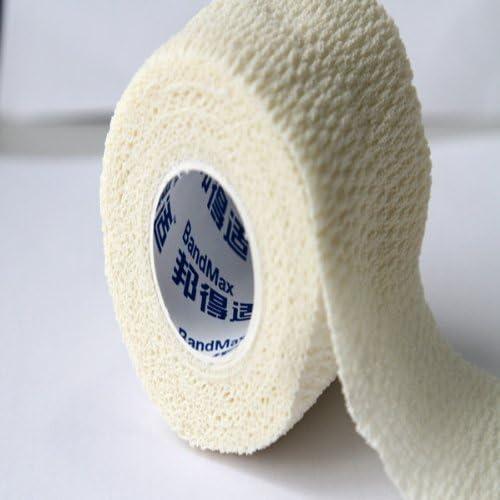 philna12 atención médica muscular cinta de algodón Deportes vendaje cinta 10 CM _ blanco: Amazon.es: Deportes y aire libre