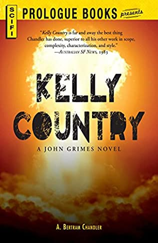 book cover of Kelly Country