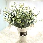 Memoirs-Silk-Leaf-Eucalyptus-Artificial-Green-Leaves-for-Wedding-Decoration-DIY-Wreath-Gift-Scrapbooking-Craft-Apple-Plants-Fake-Flower47Cm-Gardenia-White