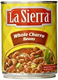 La Sierra Charro Beans, Whole, 19.5 Ounce (Pack of 12)