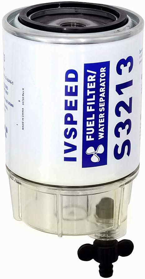 Racor//Parker B32013 Marine Engine OEM Gas Filter