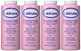 Caldesene Baby Care Powder, 5 Ounce (Pack of 4)