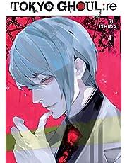 Tokyo Ghoul: re, Vol. 4 (Volume 4)