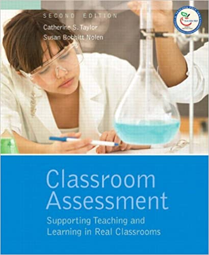Classroom assessment supporting teaching and learning in real classroom assessment supporting teaching and learning in real classrooms 2nd edition 2nd edition fandeluxe Images
