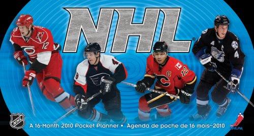 NHL - LIVE EVERY SHIFT 2010 Pocket Planner Calendar