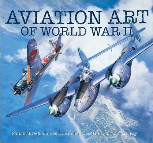 Best aviation art of world war ii