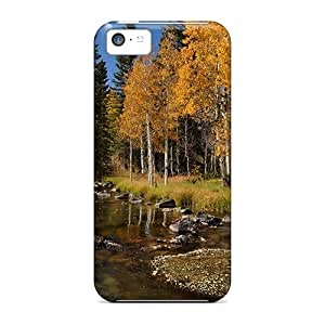 New Arrival Iphone 5c Cases Yellow Birches Cases Covers