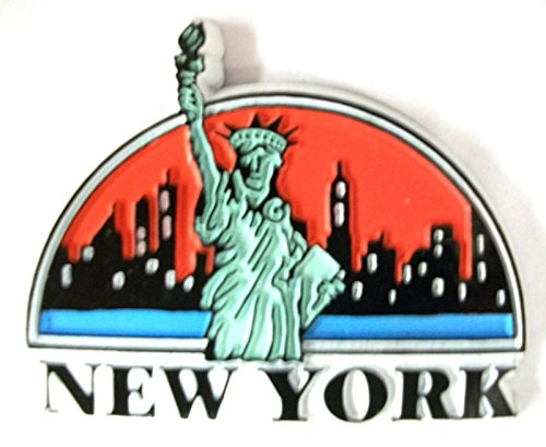New York City Liberty Fridge Magnet (Fridge Magnets Usa Cities compare prices)