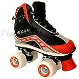California Pro NEW Storm Unisex Quad Roller Skates