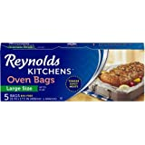 Reynolds Kitchens Oven Roasting Bags (Large Size, 5 Count, Pack of 12)