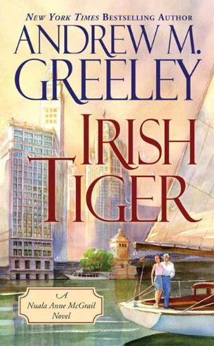 Irish Tiger: A Nuala Anne McGrail Novel (Nuala Anne McGrail Novels Book 11)