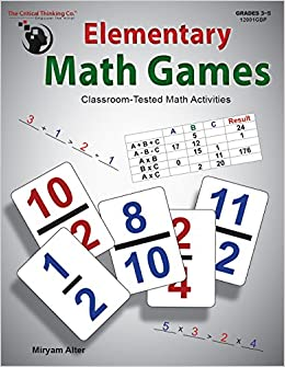math games for the classroom