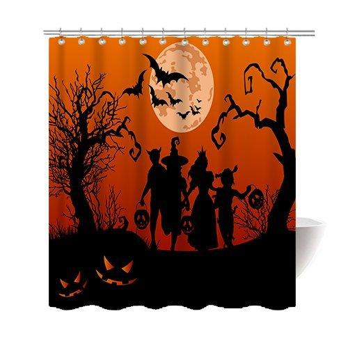 Gwein Halloween Night Theme Happy Halloween Party Decorative