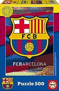 Educa Borras 14803 - Puzzle 500 piezas (F.C. Barcelona)