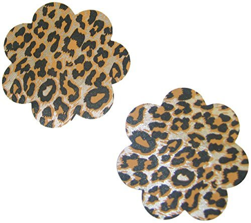 Yiwa Womens Nipple Pasties Covers Leopard - Fredrick Mall