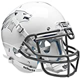 Nevada Wolf Pack Authentic College XP Football Helmet Schutt – White – Licensed NCAA Memorabilia – Nevada Wolf Pack Collectibles