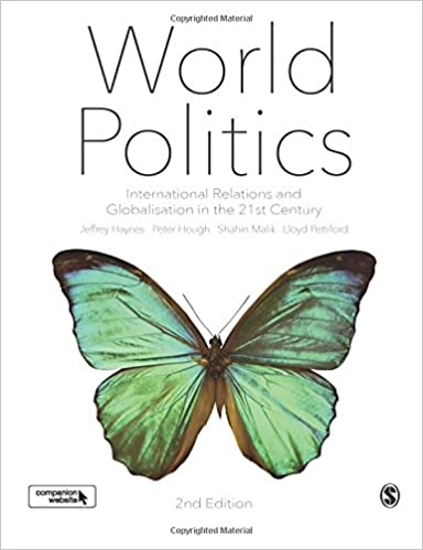 Amazon com: World Politics: International Relations and