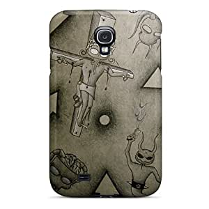 New Style Tpu S4 Protective Case Cover/ Galaxy Case - My Art 32