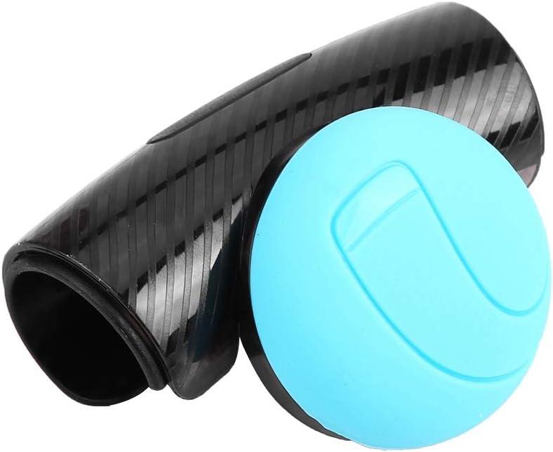 Black Universal Car Steering Wheel Ball Non-Slip Car Steering Wheel Spinner Power Handle Ball For Car Wheel Booster Steering Wheel Knob