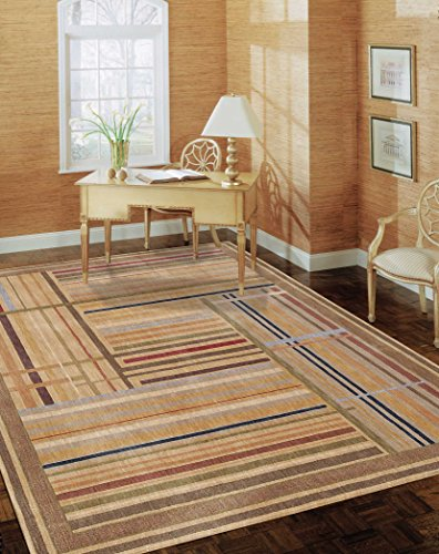 Somerset Multi Colored Rectangle Rug - 4