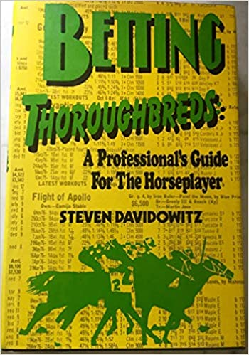 Davidowitz betting thoroughbreds pinnacle sports betting australia flag