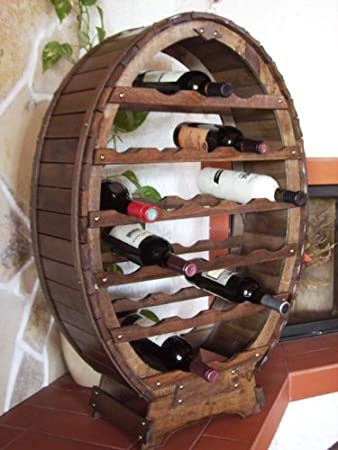 wine barrel racks for sale rack furniture perth bottles brown stained bar bottle stand holder