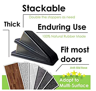 Door Stopper Door Stops Door Wedges Door Rubber Stopper Wedges