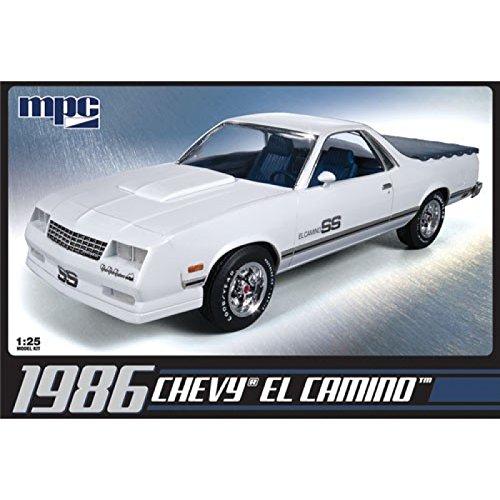 MPC MPC712 - 1/25 1986 Chevy El Camino