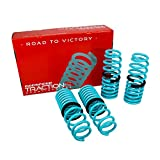 01 honda prelude lowering springs - Godspeed(LS-TS-HA-0018) Traction-S Performance Lowering Springs, Set of 4, Honda Prelude 1997-2001(BB5-BB9)