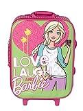 Barbie Trolley Bag - Green