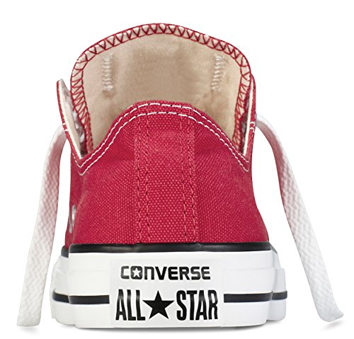 Converse  Ctas Mono Ox, Sneakers Basses homme - Rouge - Rot, 39.5 EU