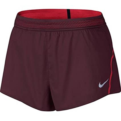 2cdfbf091929 Image Unavailable. Image not available for. Color  Nike Mens 2 quot  Aeroswift  Race Running Shorts ...