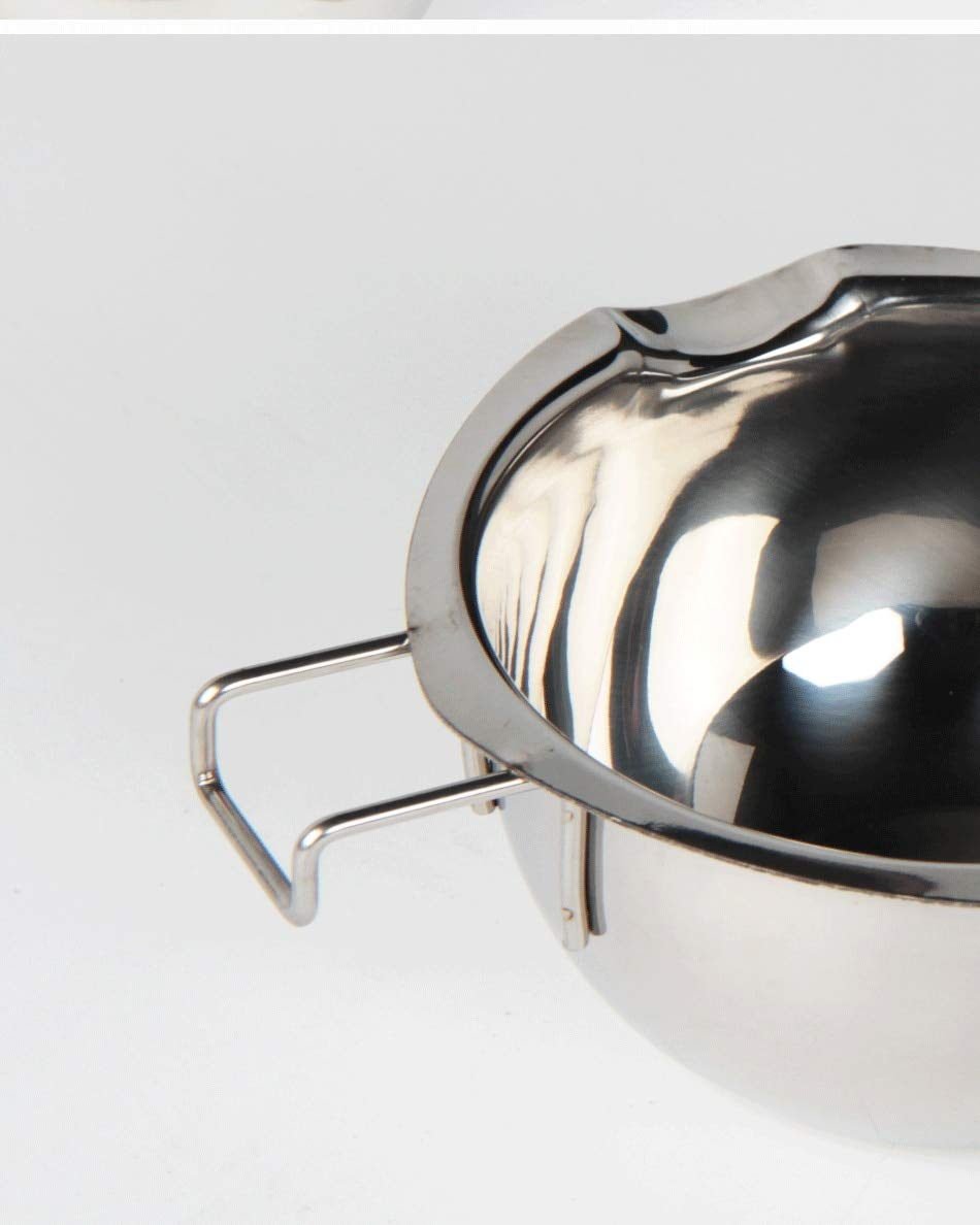 Stainless Steel Chocolate Melting Pot Double Boiler Milk Bowl Butter Candy Warmer Pastry Baking Tools