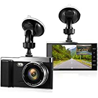 Dash Cam Full 2K HD 1296P Car Recorder 4.0 INCH 170° IPS Screen Car Camera with G-Sensor Adas GPS Module Monitor Support 32G TF card