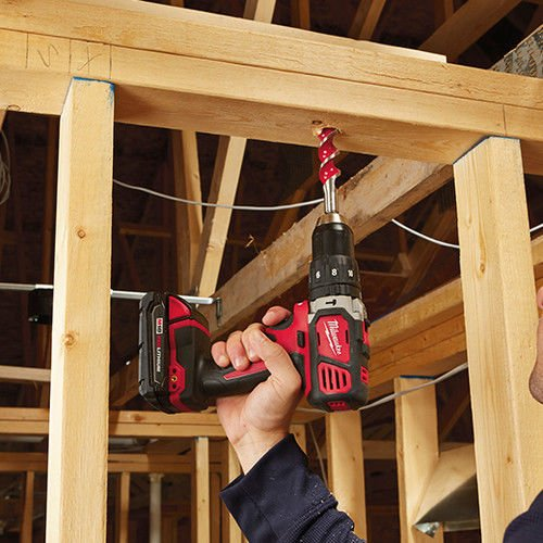 Milwaukee M18 Compact 1/2'' Hammer Drill/Driver Kit (2607-22CT) by Milwaukee Electric Tool (Image #4)