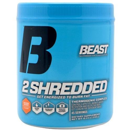 Beast Sports Nutrition 2 Shredded - Beast Punch - 45 Servings