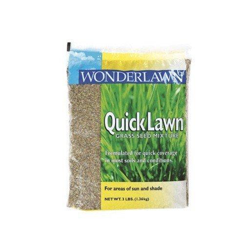 Barenbrug 135936 Quick Grass Seed, 3 ()