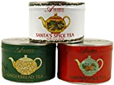 Holiday Loose Leaf Tea Tins